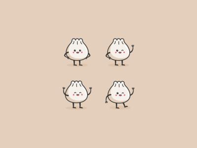 Cute Dumplings