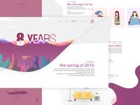 yuantu web design