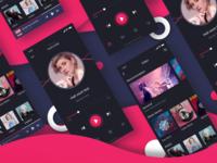 Hi Music app