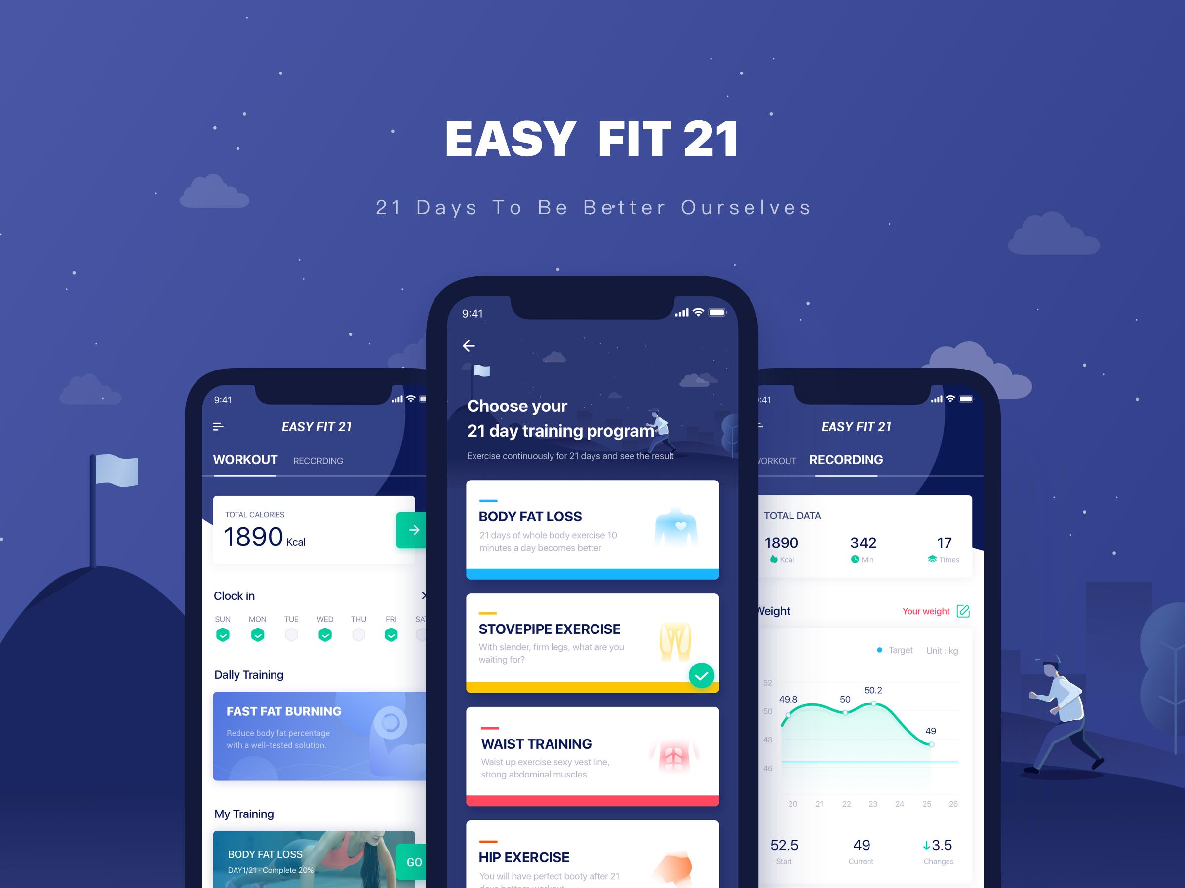 Easyfit21