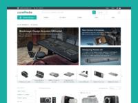 Coremedia manufacture
