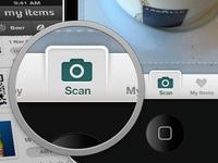 scan retina display - sensaay apps