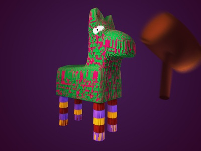 #Everyday nr. 1: Piñata
