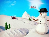 #Everyday nr. 3: Snowpoly!