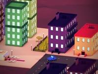 #Everyday nr. 4: Isometric City!