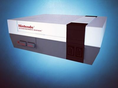 #Everyday nr. 12: Retro NES!
