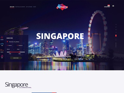 Singapore Ux Innovation Concept booking