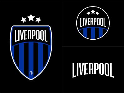 Liverpool FC football soccer graphic design logodesign ilustration logo branding and identity branding