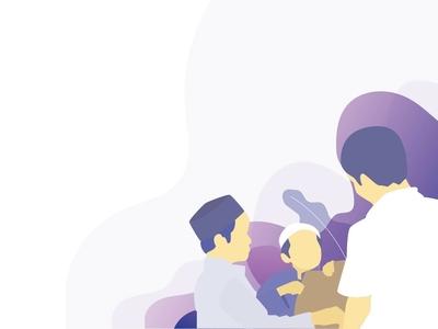 Sharing Illustration