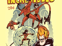 Tales of The Incredibles