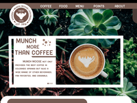 Munch Moose Branding