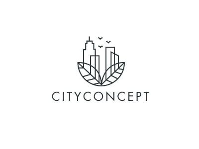 City Concept Icon