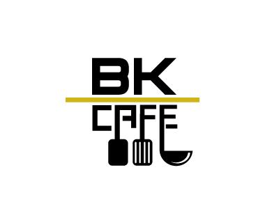 Bk Cafe/Kitchen Logo