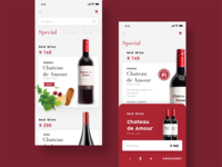Wine E-Commerce App
