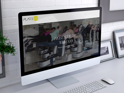Plat28 Website Design combination development ui design developer responsive css