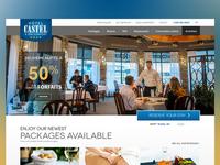 Hotel Castel & Spa Confort - Responsive Web Design