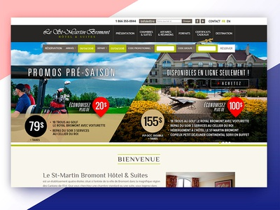 Create Lestmartinbromont Web Design