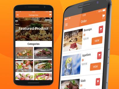 Food Truck - UI/UX App Design