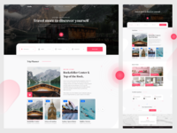 Travello - Travel Landing page