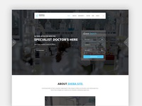 Medical Template Header Exploration
