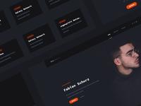 """Webdesign """"Fabian Schurz"""""""