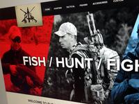 Fish, Hunt, Fight
