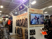 SITKA Gear Custom Retail Display