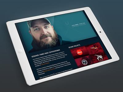 Personal Site portfilio personal design website web