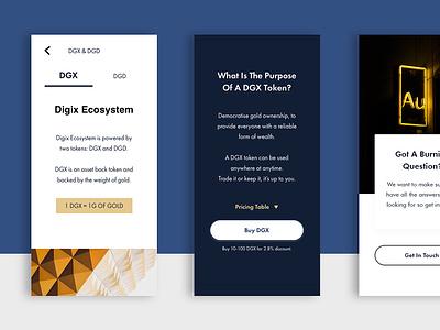 Digix - Mobile Design website design websitedesign website web development webdevelopment webdevelopers webdeveloper web designer webdesigner web design webdesign dailyui photoshop design