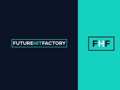 FutureHitFactory - Logo Design