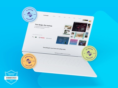 PSD Wizard - Web Design