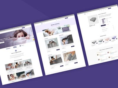 Snuzi - Web Design