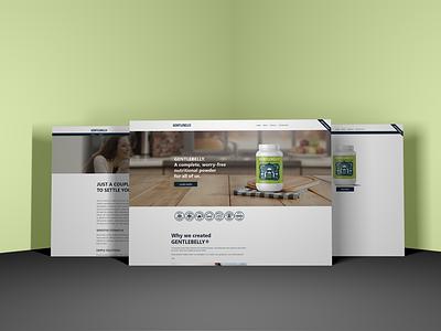GentleBelly - Web Design websitedesign web design webdesigner webdeveloper webdevelopment photoshop web designer webdesign website design website