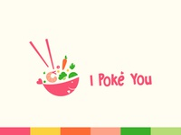 I POKE YOU LOGO DESIGN