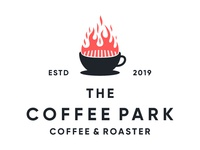 The Coffee Park Logo Design