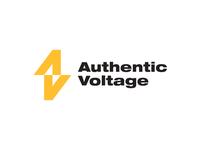 Authentic Voltage Logo