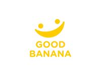 The Complete Logo Good Banana