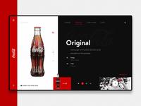 Coca Cola Product Pade Design!