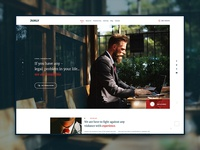 Juxly Law Firm Themeforest Template.