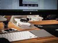 Ryan's Desk