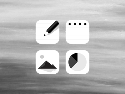 Suite icons