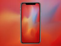 IGN Organic Gradient iPhone X Wallpaper