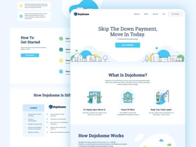 Dojohome - Web Design