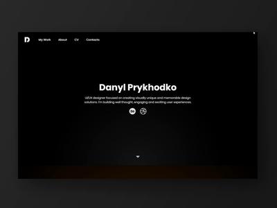 danylpo.com - personal website