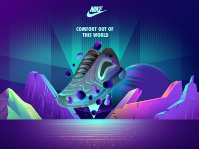 Nike - Comfort out of this world