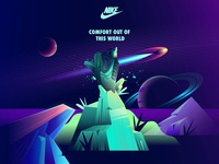 Nike - Comfort out of this world 2
