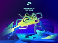 Nike - Comfort out of this world 3