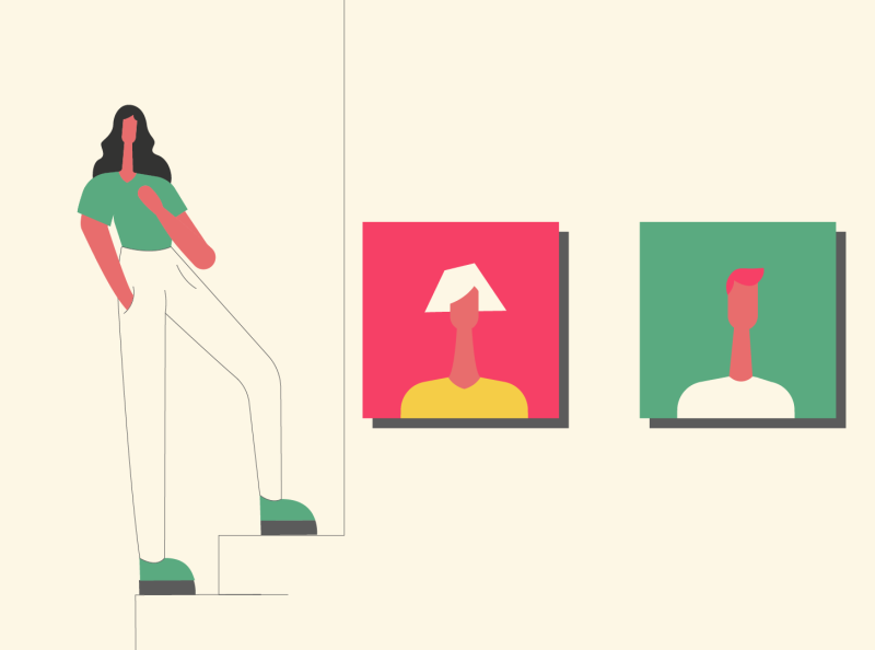 Virtual Assembly - Explainer Video character design illustration motion graphics motion animation