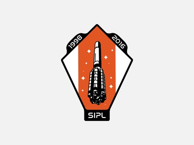 SIPL Space Program Badge
