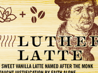 Luther Latte